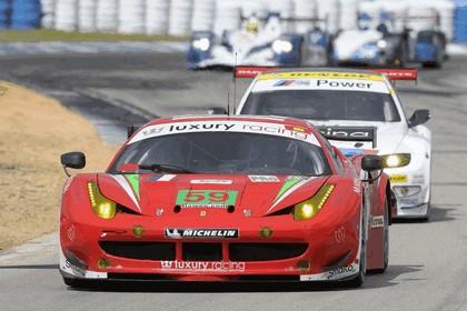 2012 Ferrari 458 Italia GT2 - Sebring 12 hours 15