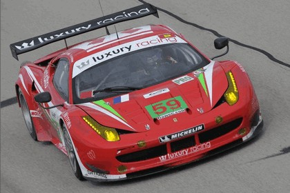 2012 Ferrari 458 Italia GT2 - Sebring 12 hours 16