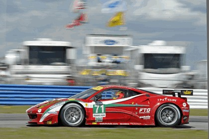 2012 Ferrari 458 Italia GT2 - Sebring 12 hours 18