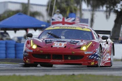 2012 Ferrari 458 Italia GT2 - Sebring 12 hours 20