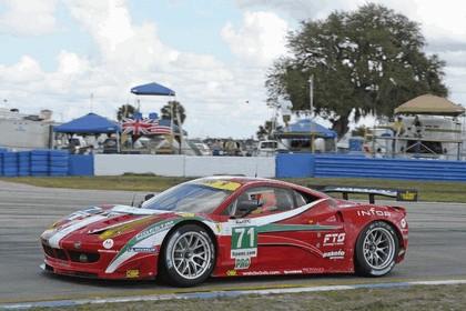 2012 Ferrari 458 Italia GT2 - Sebring 12 hours 21