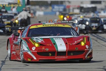 2012 Ferrari 458 Italia GT2 - Sebring 12 hours 22