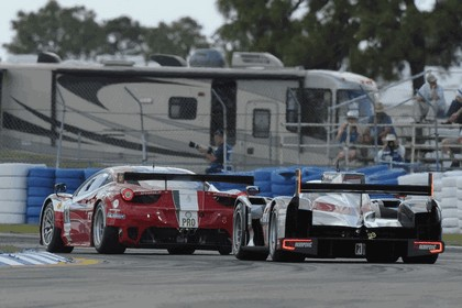 2012 Ferrari 458 Italia GT2 - Sebring 12 hours 27