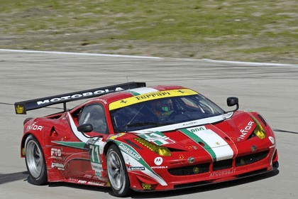 2012 Ferrari 458 Italia GT2 - Sebring 12 hours 28
