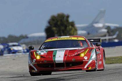 2012 Ferrari 458 Italia GT2 - Sebring 12 hours 29