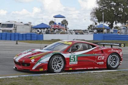 2012 Ferrari 458 Italia GT2 - Sebring 12 hours 30