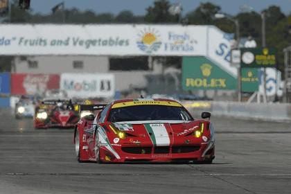 2012 Ferrari 458 Italia GT2 - Sebring 12 hours 32