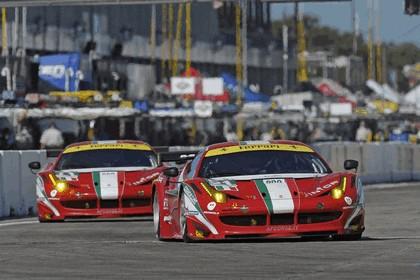 2012 Ferrari 458 Italia GT2 - Sebring 12 hours 33
