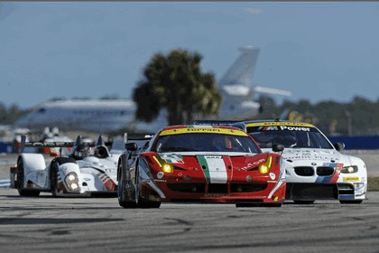 2012 Ferrari 458 Italia GT2 - Sebring 12 hours 34