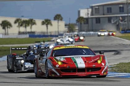 2012 Ferrari 458 Italia GT2 - Sebring 12 hours 37