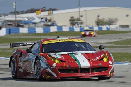 2012 Ferrari 458 Italia GT2 - Sebring 12 hours 38