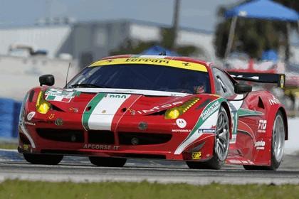 2012 Ferrari 458 Italia GT2 - Sebring 12 hours 41