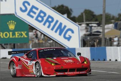 2012 Ferrari 458 Italia GT2 - Sebring 12 hours 47