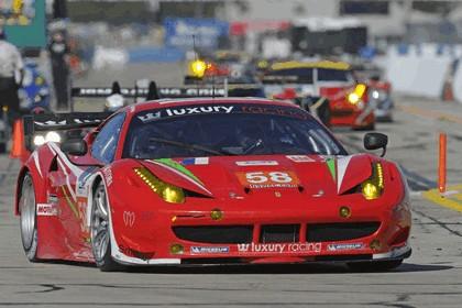 2012 Ferrari 458 Italia GT2 - Sebring 12 hours 48