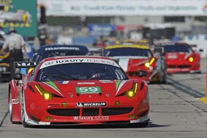 2012 Ferrari 458 Italia GT2 - Sebring 12 hours 51