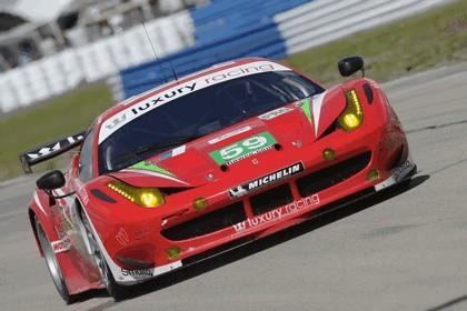 2012 Ferrari 458 Italia GT2 - Sebring 12 hours 57