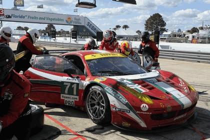 2012 Ferrari 458 Italia GT2 - Sebring 12 hours 59