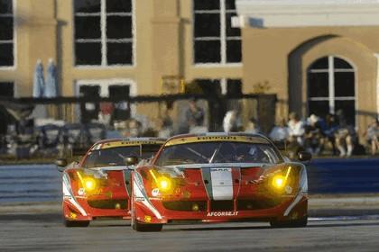 2012 Ferrari 458 Italia GT2 - Sebring 12 hours 60