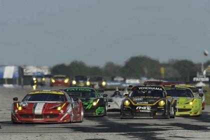 2012 Ferrari 458 Italia GT2 - Sebring 12 hours 61