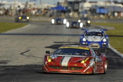 2012 Ferrari 458 Italia GT2 - Sebring 12 hours 63