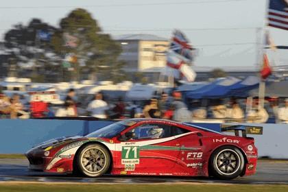 2012 Ferrari 458 Italia GT2 - Sebring 12 hours 64