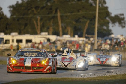 2012 Ferrari 458 Italia GT2 - Sebring 12 hours 67