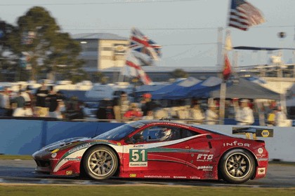 2012 Ferrari 458 Italia GT2 - Sebring 12 hours 68