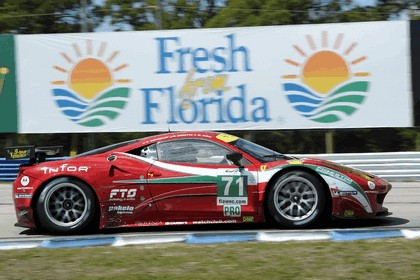 2012 Ferrari 458 Italia GT2 - Sebring 12 hours 69