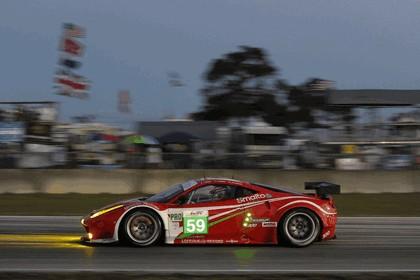2012 Ferrari 458 Italia GT2 - Sebring 12 hours 70