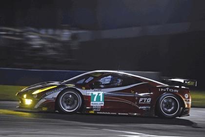 2012 Ferrari 458 Italia GT2 - Sebring 12 hours 72