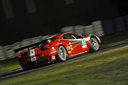 2012 Ferrari 458 Italia GT2 - Sebring 12 hours 75