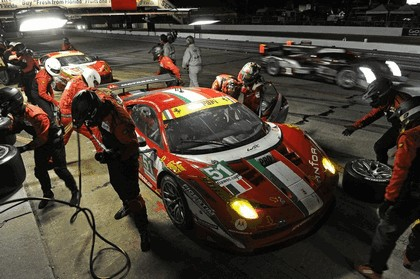 2012 Ferrari 458 Italia GT2 - Sebring 12 hours 77