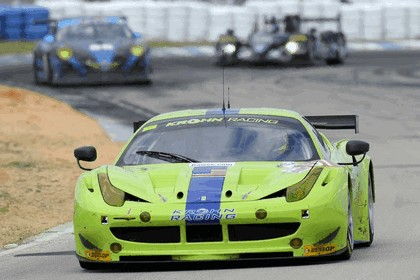 2012 Ferrari 458 Italia GT2 - Sebring 12 hours 79