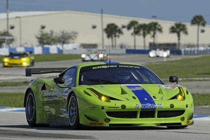 2012 Ferrari 458 Italia GT2 - Sebring 12 hours 80