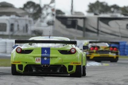 2012 Ferrari 458 Italia GT2 - Sebring 12 hours 81