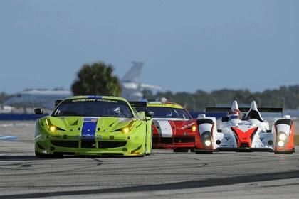 2012 Ferrari 458 Italia GT2 - Sebring 12 hours 83