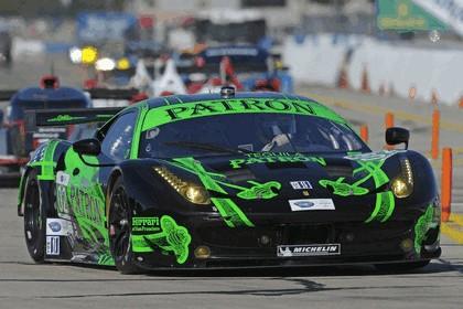 2012 Ferrari 458 Italia GT2 - Sebring 12 hours 88