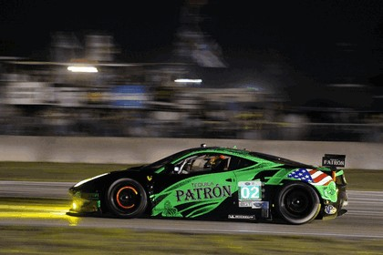 2012 Ferrari 458 Italia GT2 - Sebring 12 hours 91