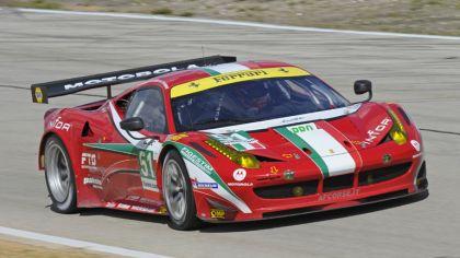 2012 Ferrari 458 Italia GT2 - Sebring 12 hours 3