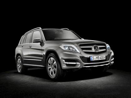 2012 Mercedes-Benz GLK-klasse ( X204 ) 1