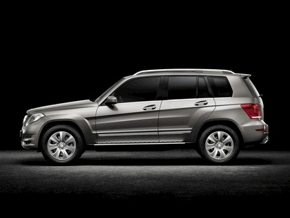 2012 Mercedes-Benz GLK-klasse ( X204 ) 2