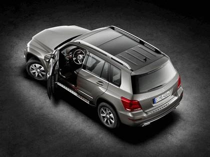 2012 Mercedes-Benz GLK-klasse ( X204 ) 9