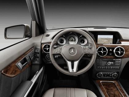 2012 Mercedes-Benz GLK-klasse ( X204 ) 12
