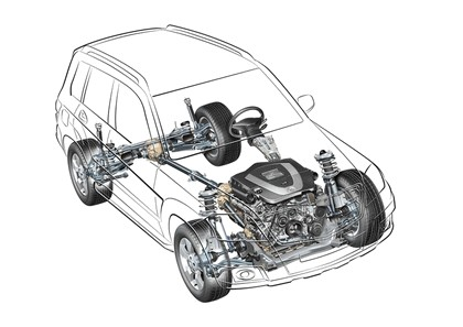 2012 Mercedes-Benz GLK-klasse ( X204 ) 42