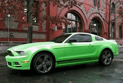 2012 Ford Mustang V6 2