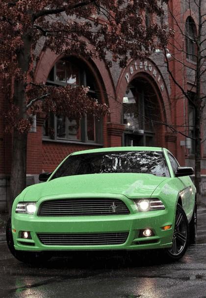 2012 Ford Mustang V6 4