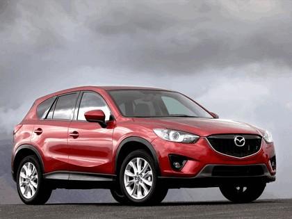 2012 Mazda CX-5 - USA version 1