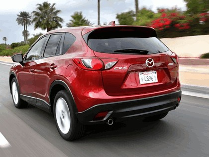 2012 Mazda CX-5 - USA version 3
