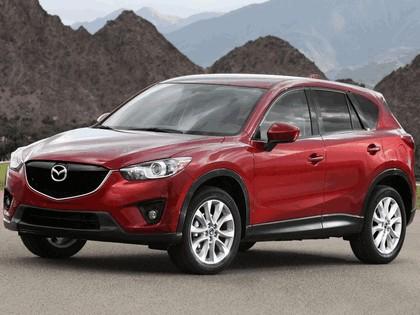 2012 Mazda CX-5 - USA version 5