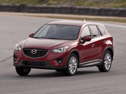 2012 Mazda CX-5 - USA version 6
